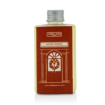 Diffuser Oil Refill - Winter Berries (Redcurrants, Blackcurrants, Violets & Lily Of The Valley)100ml/3.38oz